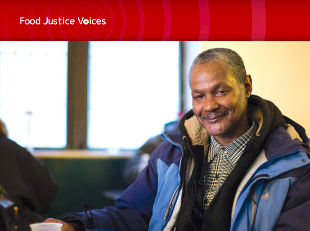 The intersection between hunger, health and housing: Food Justice Voices
